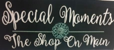 Special Moments The Shop On Main logo