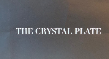 The Crystal Plate logo
